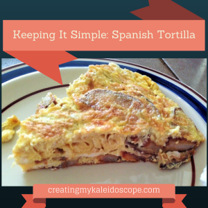 Keeping It Simple_ Spanish Tortilla