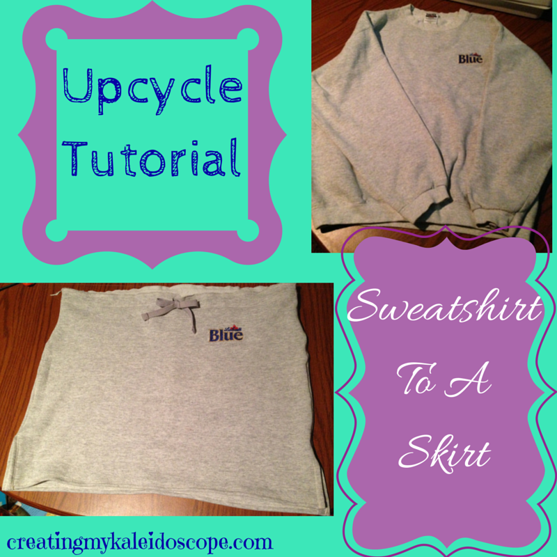 Upcycle Tutorial