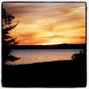 sunsetblank