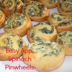spinachpinwheels