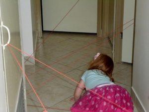 yarn maze