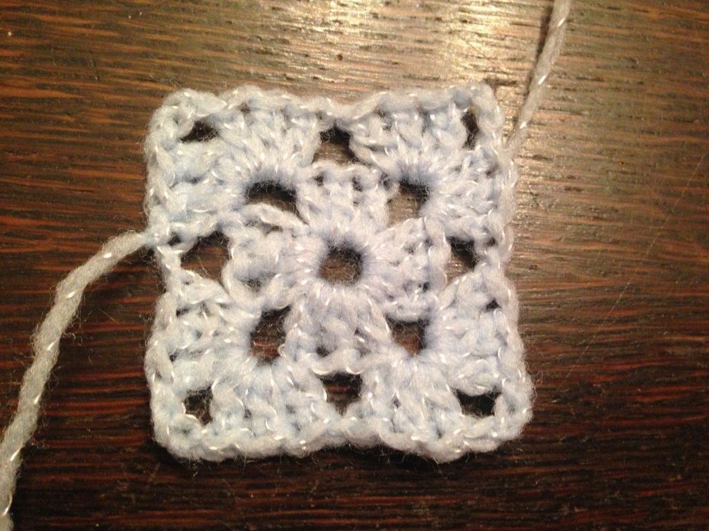 The Granny Square Baby Blanket: Perfect For Crochet Beginners ...