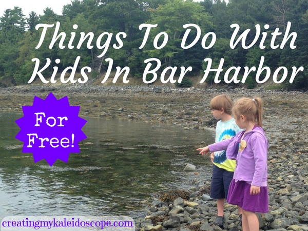 Things To Do With Kids In Bar Harbor (1)