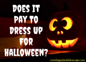 Does It Pay To Dress Up For Halloween?