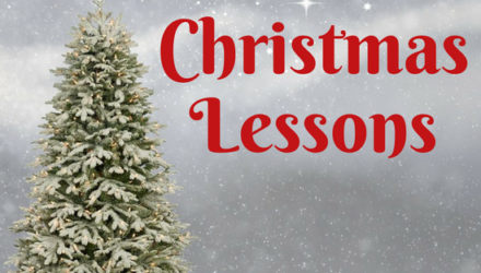 Christmas Lessons – 2017 Edition