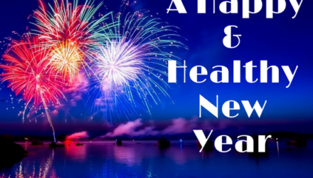 A Happy And Healthy New Year