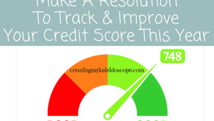 Make A Resolution To Track And Improve Your Credit Score This Year