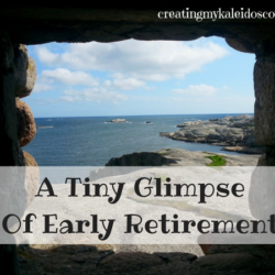 A Tiny Glimpse Of Early Retirement